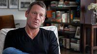 Bývalý cyklista a dopingový hříšník Lance Armstrong.