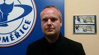 Ředitel HC Litoměřice Jan Fišera.