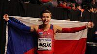 Pavel Maslák po zlatém triumfu v Birminghamu