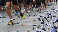 Dočkám se občerstvení na maratónu?