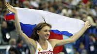 Ruská dálkařka Taťjana Kotovová to odnesla jako první.