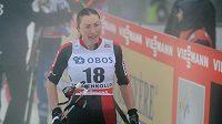 Polská lyžařka Justyna Kowalczyková.