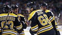 Jaromír Jágr (68) bude v play off NHL útočit na posun v historických tabulkách.