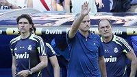 Padesátiletý Jose Mourinho se rozloučil s Realem víkendovou výhrou nad Pamplonou 4:2.