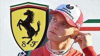 Syn legendárního jezdce Mick Schumacher