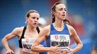 České běžkyně Diana Mezuliáníková a Simona Vrzalová usilují o start v Tokiu.
