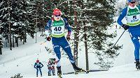 Český biatlon si připsal další mezinárodní úspěch. Stříbro z mistrovství světa dorostenců (ilustrační foto).