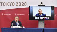 Odložené olympijské hry v Tokiu se v příštím roce mohou stát nejlepšími hrami v historii. Prohlásil to předseda koordinační komise MOV John Coates