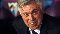 Trenér Realu Madrid Carlo Ancelotti může být spokojený.