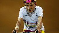 Nejstarší cyklista světa Robert Marchand zemřel ve věku 109 let.