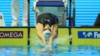 Start Simony Kubové v semifinále znakařské stovky na MS v korejském Kwangdžu.
