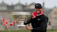 Dánský golfista Lucas Bjerregaard vyhrál turnaj European Tour pod názvem Alfred Dunhill Links Championship.