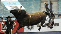 Americké rodeo si ročně vyžádá několik vážných zranění (ilustrační foto)