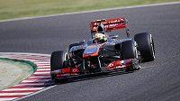 Perez z McLarenu.