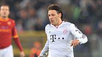 Obránce Martín Demichelis ještě v dresu Bayernu.