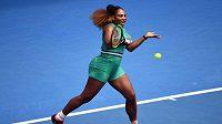 Serena Williamsová vstoupila do Australian Open výborně