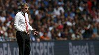 Trenér Manchesteru United David Moyes
