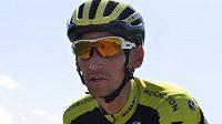 Český cyklista Roman Kreuziger z týmu Mitchelton Scott.