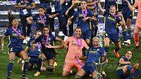 Fotbalistky Lyonu potvrdily svou evropskou dominanci dalším triumfem v Lize mistryň.