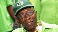 Bývalý místopředseda fotbalové federace FIFA Jack Warner.