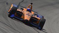 Fernando Alonso trénoval v minulosti na Indy 500.