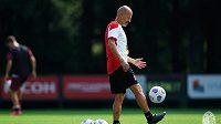 Asistent trenéra AC Milán Guiacomo Murelli.