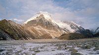 Nepálská hora Baruntse