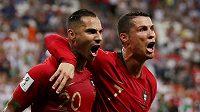 Portugalci našli dalšího střelce. Na MS v Rusku se v jejich dresu trefil do sítě soupeře také Ricardo Quaresma a přidal se ke Cristianu Ronaldovi. Ten v utkání neproměnil penaltu.