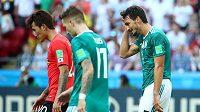 Mats Hummels neskrýval po vyřazení Německa z mistrovství světa zklamání