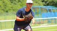 Baseballista David Farkaš se představí na All Star Game. Rád by si tam splnil sen.