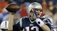 Tom Brady z New England Patriots