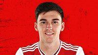 Skotský obránce Arsenalu Kieran Tierney.