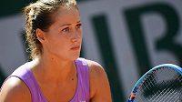 Srbská tenistka Bojana Jovanovská.