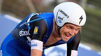 Německý cyklista Tony Martin má čtvrtý titul mistra světa v časovce.