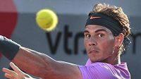 Španělský tenista Rafael Nadal je zpět.