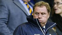 Kouč Queens Park Rangers Harry Redknapp.