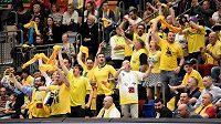 Basketbaloví fanoušci - ilustrační foto.
