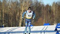 Finský běžec na lyžích Joni Mäki.