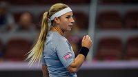 Slovenská tenistka Dominika Cibulková tentokrát na sociálních sítích přestřelila.