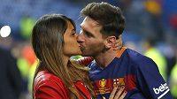 Barcelonský fotbalový král Leo Messi za nejhodnotnější sportovní klub světa nehraje. To by musel rozjet úplně jiný fotbal...