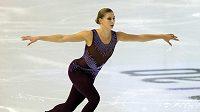 Jiná americká krasobruslařka Polina Edmundsová by na olympijských hrách chybět neměla.