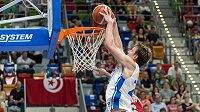 Český basketbalista Jan Veselý na klubové scéně nastupuje za Fenerbahce Istanbul