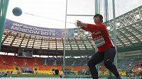 Kladivářka Tereza Králová na MS v Moskvě skončila v kvalifikaci.