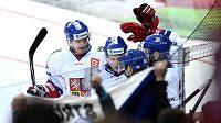 Češi by mohli hrát se Slováky v jednom reprezentačním týmu, navrli v Kanadě.