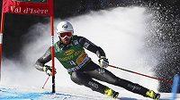 Francouzský lyžař Thomas Fanara.