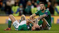 Irský zmar po vyřazení v baráži o postup na MS.