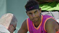Rafael Nadal vynechá kvůli zranění turnaj v Miami