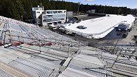 Světový pohár v biatlonu v Novém Městě na Moravě bude tento týden bez přítomnosti diváků.