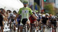 Slovenský cyklista Peter Sagan suverénně ovládl bodovací soutěž na závodu USA Pro Challenge.