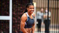 Americká sprinterk Sha'Carri Richardsonová.